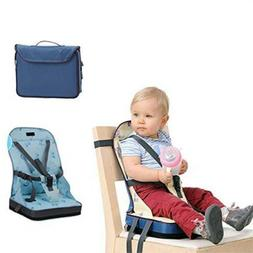 portable folding child safety dining chair cushion