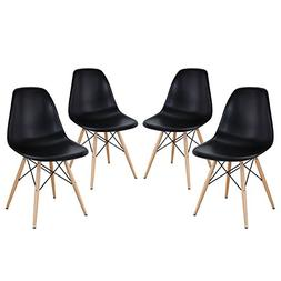 Pyramid Dining Side Chairs - Set of 4 by Modway