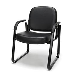 OFM Model 403-VAM Guest and Reception Chair with Arms, Anti-