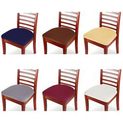 Set of 2/4/6/8 Stretch Removable Washable Dining Room Chair
