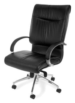 OFM Sharp Series Hi-Back Executive Leather Chair - High Back