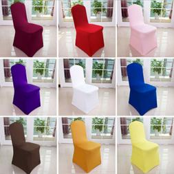 Spandex Stretch Banquet Chair Cover for Dining Room Wedding