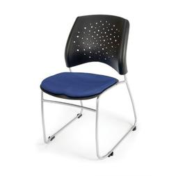 OFM 325-2210 Stars Stack Chair with Fabric Seat