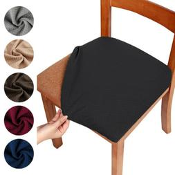Stretch Dining Room Chair Seat Cover Slipcover Wedding  Deco