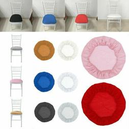 Stretch Removable Washable Dining Room Chair Seat Cover Slip