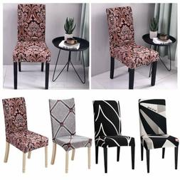 Stretch Spandex Chair Covers Elastic for Dining room Wedding