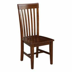 International Concepts Tall Mission Dining Side Chair - Set