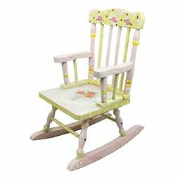 Teamson rocking chair furniture for girls room