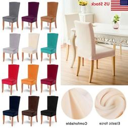 US Wholesale Stretch Chair Covers Slipcovers Dining Room Sto
