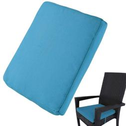 Waterproof Chair Seat Pads/Cushions with Ties Garden Kitchen