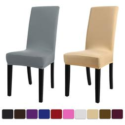 Wedding Spandex Stretch Banquet Chair Covers Seat Slipcovers